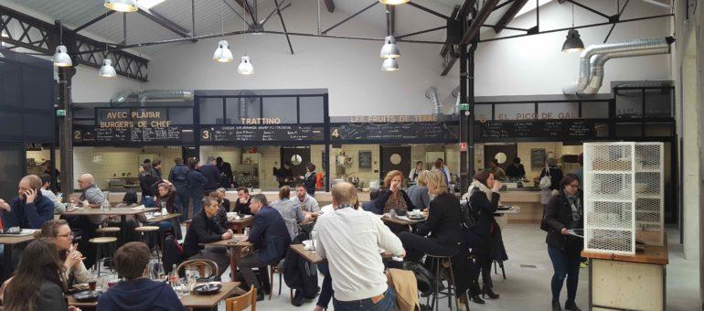 La ouferie des foodcourts à Lyon ?