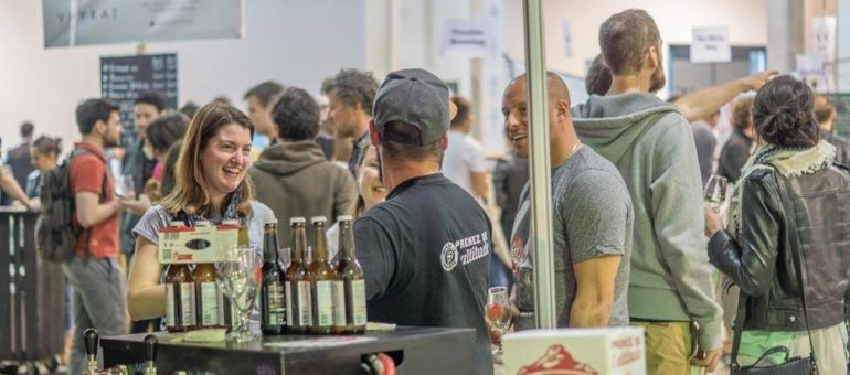 Le Lyon Bière Festival 2018 : we (still) believe in America