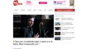 """Capture d'écran de l'article """"Le poste en or de Cédric Villani à l'université Lyon 1""""."""