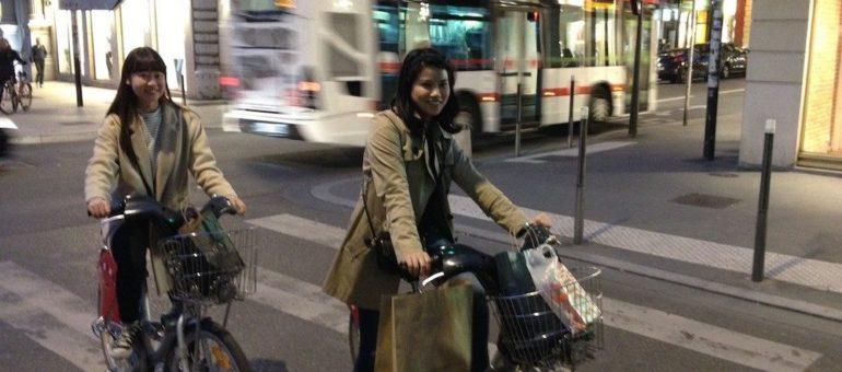 Aménagement du cours Vitton : « Les pistes cyclables sont bonnes pour la sécurité et le commerce »