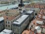 Vue du Grand Hôtel-Dieu du côté de la rue Bellecordière ©Vincent Ramet