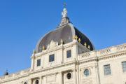 Le grand dôme de l'Hôtel-Dieu ©Vincent Ramet
