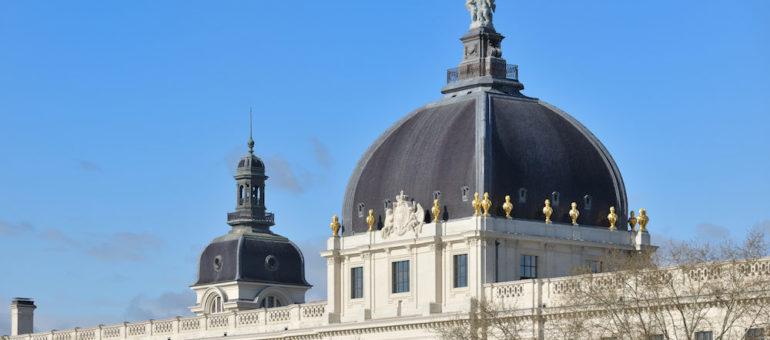 Le nouvel Hôtel-Dieu à Lyon : de l'hôpital au luxe