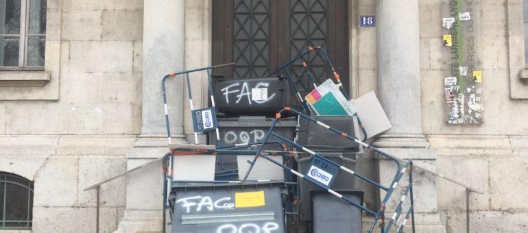 Lyon 2 est-elle une université «ravagée par l'islamo-gauchisme»?