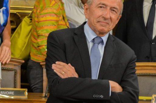 Avec le G6, Gérard Collomb délocalise le ministère de l'Intérieur à Lyon
