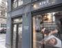 """La vitrine du salon de massage """"La Maison du Tui Na"""" à Lyon, rue Grôlée. ©LB/Rue89Lyon"""