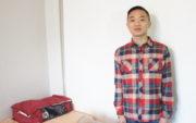 """Venu de Chine, Bing Bai a travaillé dans le salon """"La Maison du Tui Na"""" d'avril 2015 à août 2017. ©LB/Rue89Lyon"""