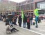 200 manifestants à Lyon en soutien à la ZAD de Notre-Dame-des-Landes