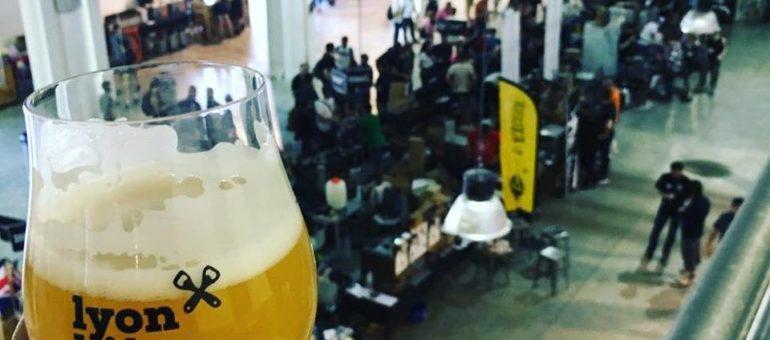 10 000 personnes au Lyon Bière Festival 2018