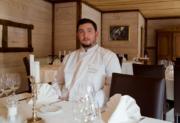Meidhi Belkessa, chef du restaurant Le Cassoton à Rumilly. DR