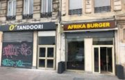 Afrika Burger, l'équipe en place.