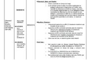 Projet d'arrêté préfectoral de l'Isère, relatif à l'ouverture de la chasse en juillet 2018