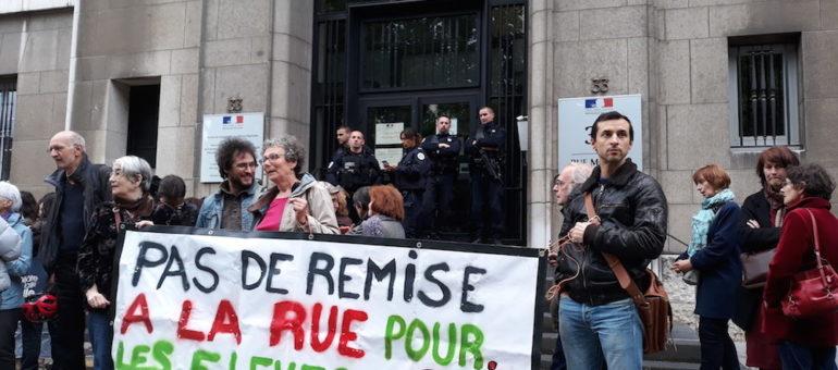 Enfants à la rue : un rassemblement et une fresque ce mercredi à Lyon