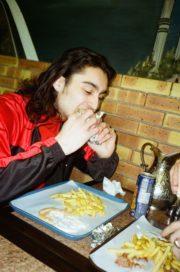 Çagan Tchane Okuyan dans un kebab. Photo Çagan Tchane Okuyan