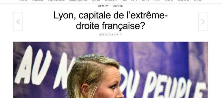 Hooligans, réunion du FN et ISSEP : comment Lyon redevient la «capitale de l'extrême droite»