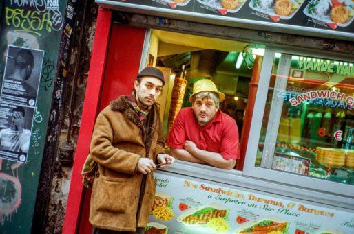 Avec Kebab Project, Çagan Tchane Okuyan veut raconter les histoires des kebabiers. Photo Çagan Tchane Okuyan