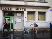 A l'école Louise, les enfants de maternelle seront en moyenne 30,40 par classe. ©A.F/rue89lyon