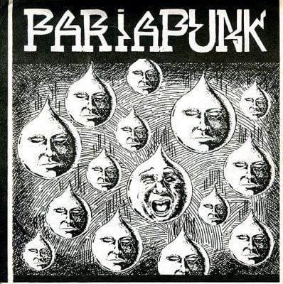 L'album éponyme des Pariapunk est sorti en 1988.