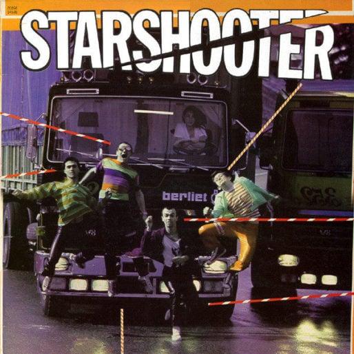 Starshooter : Starshooter est sort en 1978, édité par Pathé/EMI