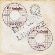 L'album Pochtron-fidèle au poste des lyonnais Dialyx et Safety, sorti en 1979