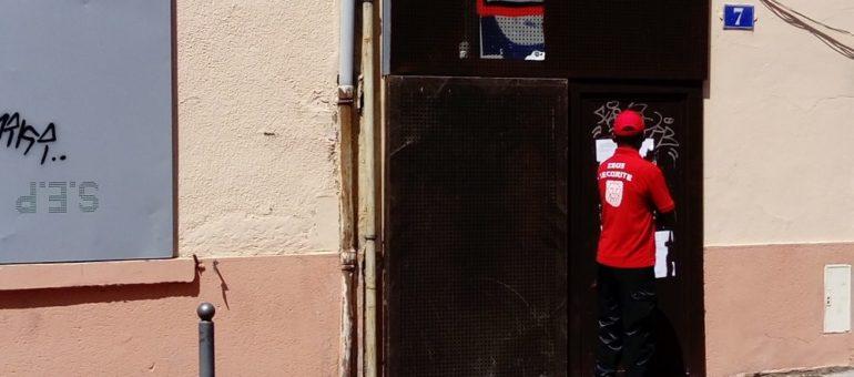 Expulsion d'un bâtiment «réquisitionné» pour accueillir des mineurs isolés