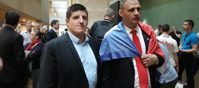 Au procès des nationalistes Benedetti et Gabriac : « la dissolution nous a tués »