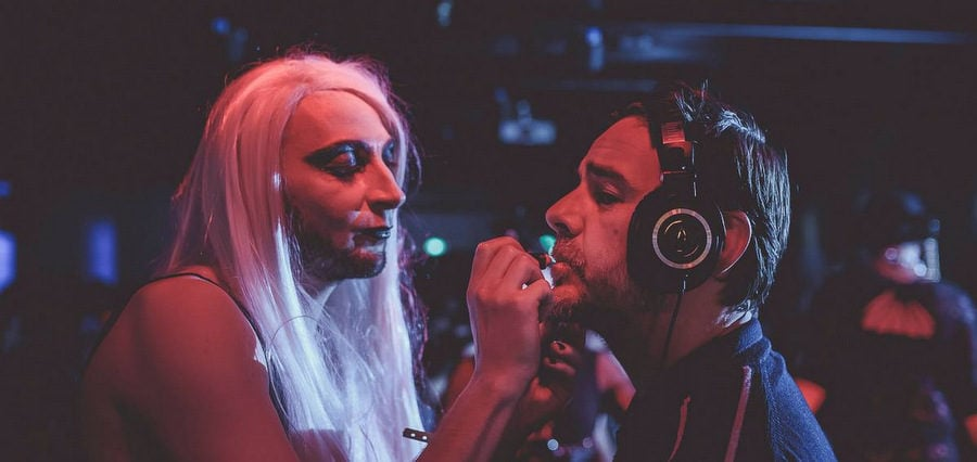 Photo du festival intérieur queer.© G.Clément/LePetitBulletin