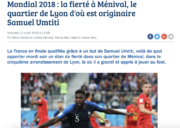 Samuel Umtiti-article France Bleu