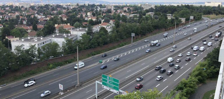 Le périph' lyonnais à 70 km/h (1/2) : quels effets sur la pollution de l'air ?