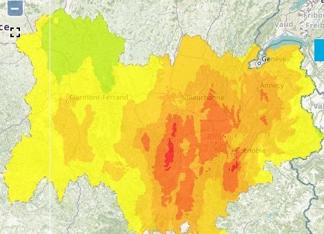 Après un jour de relâche, c'est reparti pour un 4ème pic de pollution à l'ozone à Lyon