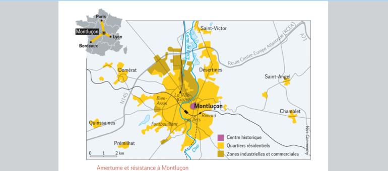 Amertume et résistance à Montluçon pour une meilleure desserte ferroviaire