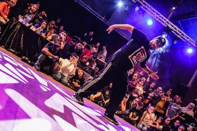 Battles de danse Allstyle à Villefontaine-©Ali House