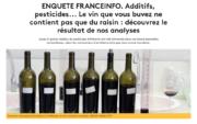 Capture d'écran de l'enquête de Franceinfo.