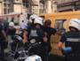 Capture d'écran de la vidéo montrant l'arrestation de Christophe P., le 21 juin à Lyon.