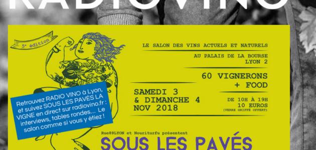 Radio Vino : rencontrez la webradio qui «sent la terre, le vin et la sueur» à Lyon