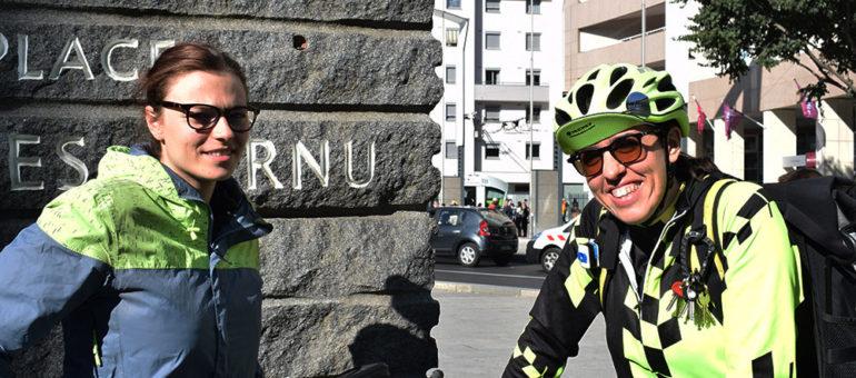 Traboulotte, la coopérative des livreurs à vélo pour contrer les géants de la «foodtech»