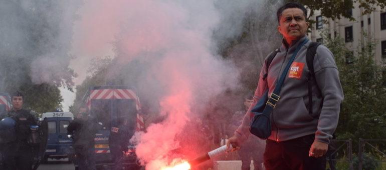 Manifestation contre la politique de Macron : une rentrée sociale en demi-teinte à Lyon