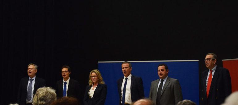 Ce qui s'est dit à la réunion de Nicolas Dupont-Aignan, Jean-Frédéric Poisson et consorts