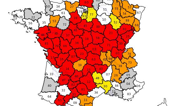 Ce qu'il faut retenir de la sécheresse record en Auvergne-Rhônes-Alpes