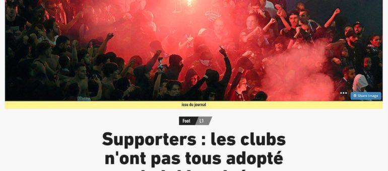 Après les incidents contre l'OM, l'Olympique Lyonnais va-t-il sanctionner ses supporters ?