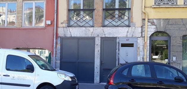 Extrême droite : la Ville de Lyon ferme le local du Bastion social