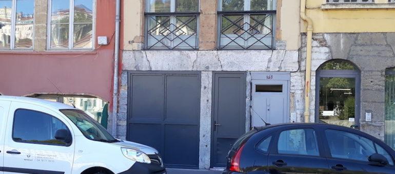 Malgré l'arrêté municipal, le local du Bastion social à Lyon est toujours utilisé