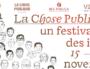 Le festival La Chose Publique du 15 au 24 novembre à Lyon. Capture