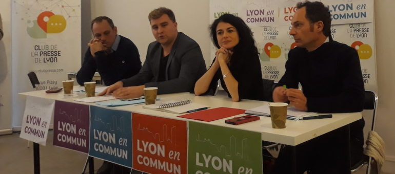 Alliance faite, Nathalie Perrin-Gilbert et la France insoumise se lancent pour les élections de 2020