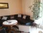 Un grand salon dans un appartement refais aux frais de la locataire. Au premier plan, un des chauffages distribués par Grand Lyon Habitat ©LB/Rue89Lyon