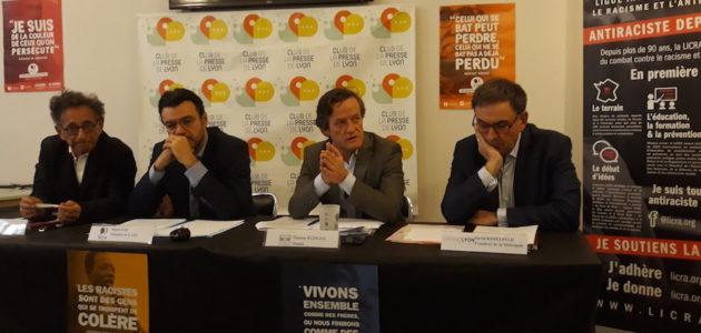 Extrême droite à Lyon : David Kimelfeld fera-t-il mieux que Gérard Collomb ?