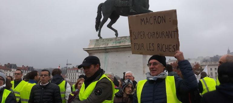 Deuxième anniversaire des Gilets jaunes : une manifestation ce samedi à Lyon