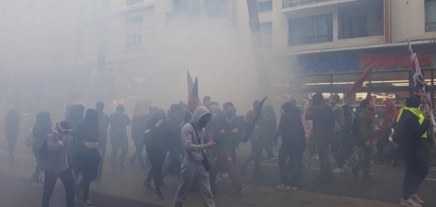Manif de lycéens à Lyon : «Qui voudra demain d'un bac de lycée de banlieue ? »
