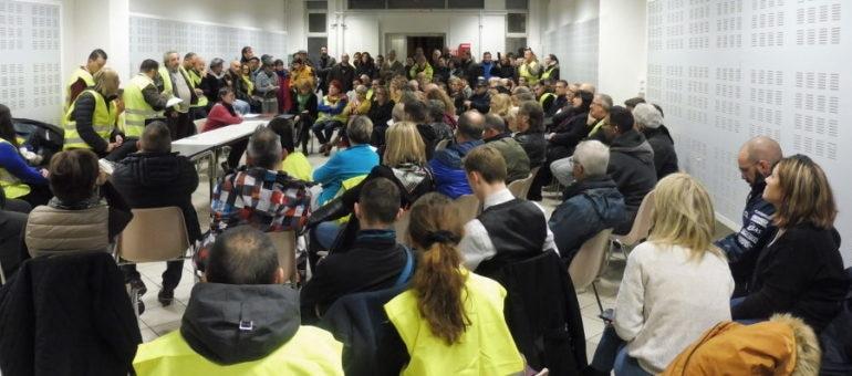 À l'assemblée des gilets jaunes de Givors: «les gens ont encore besoin d'exprimer leur colère»