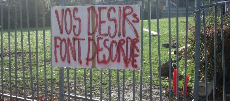 Des lycéens à Bron et à Villeurbanne : «On fait de la violence pour qu'on nous voie et qu'on nous entende»